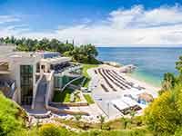 Destination Wedding in Croatia - Flammeum - Azure Touch - Beach