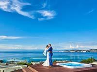Destination Wedding in Croatia - Flammeum - Azure Touch - Roof wedding