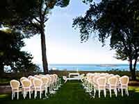 Destination Wedding in Croatia - Flammeum - Haven of Love - Altar
