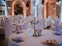 Destination Wedding in Croatia - Flammeum - Royal Palace - Dinner