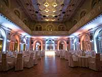 Destination Wedding in Croatia - Flammeum - Royal Palace - Interior