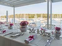 Destination Wedding in Croatia - Flammeum - Beauty of the Sea - Newlyweds