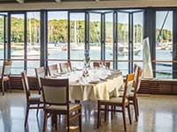 Destination Wedding in Croatia - Flammeum - Beauty of the Sea - Restaurant view