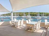 Destination Wedding in Croatia - Flammeum - Beauty of the Sea - Roof view
