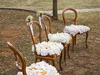 Destination Wedding in Croatia - Flammeum - Old Trails - Chair