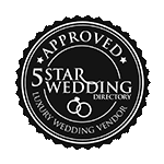 5 Star Wedding logo