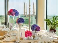 Destination Wedding in Croatia - Flammeum - Azure Touch - Candlestick