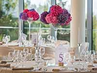 Destination Wedding in Croatia - Flammeum - Azure Touch - Flowers