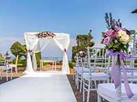 Destination Wedding in Croatia - Flammeum - Garden of Adriatic - Bouquette