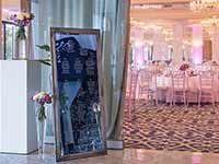 Destination Wedding in Croatia - Flammeum - Garden of Adriatic - Entrance