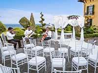 Destination Wedding in Croatia - Flammeum - Garden of Adriatic - Strings