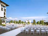 Destination Wedding in Croatia - Flammeum - Garden of Adriatic - View