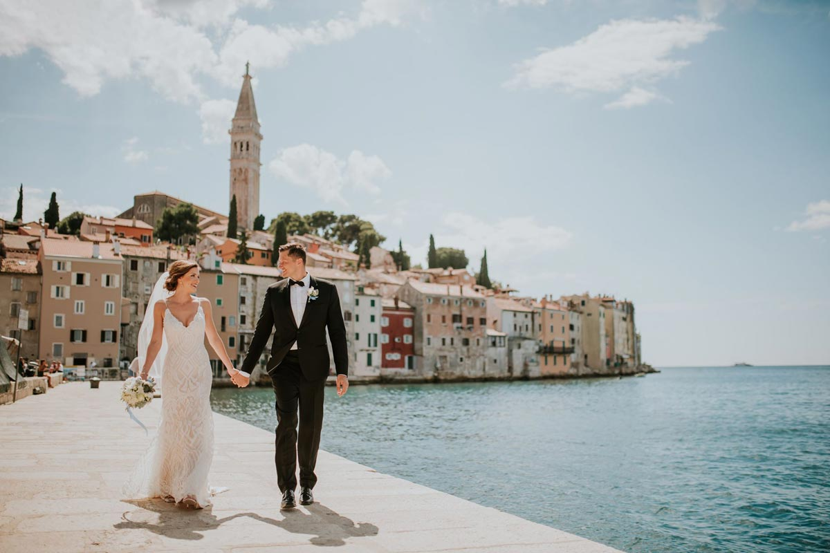 Destination Wedding in Croatia
