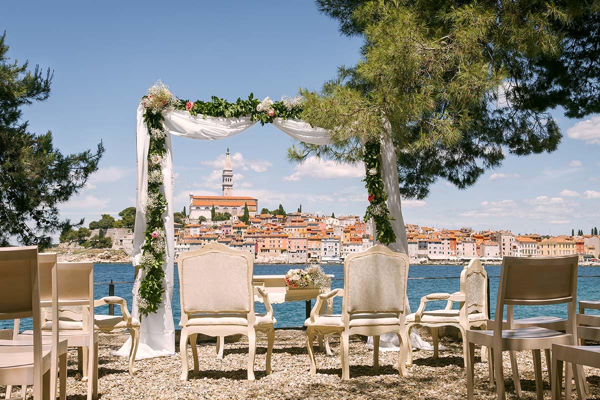 Wedding in Istria