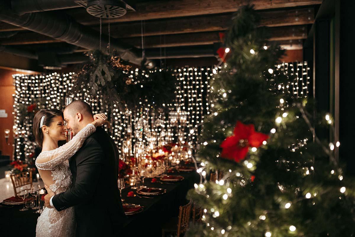 Winter Wedding in Croatia