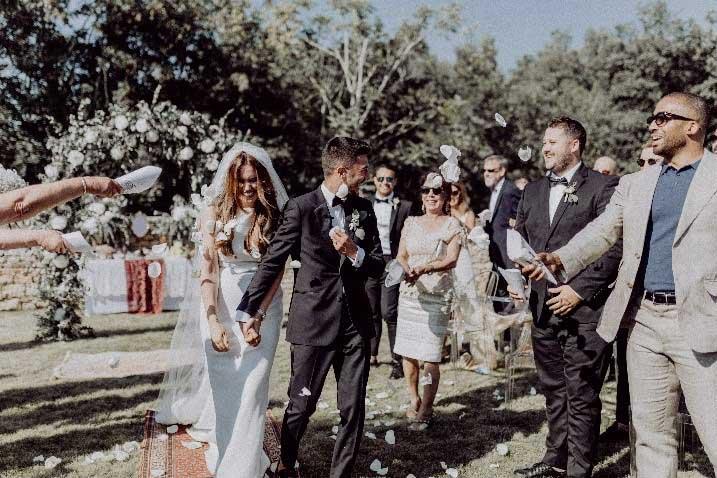 Britansko vjenčanje u Istri. Mladenci iz Ujedinjenog Kraljevstva su organizirali svoje destinacijsko vjenčanje u Hrvatskoj.