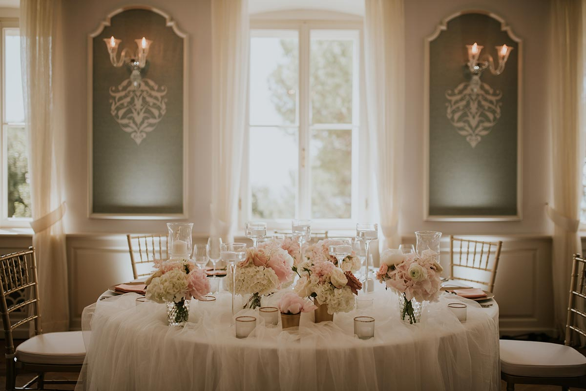 Wedding Dinner and Beverage are usually the major expenses of the wedding.