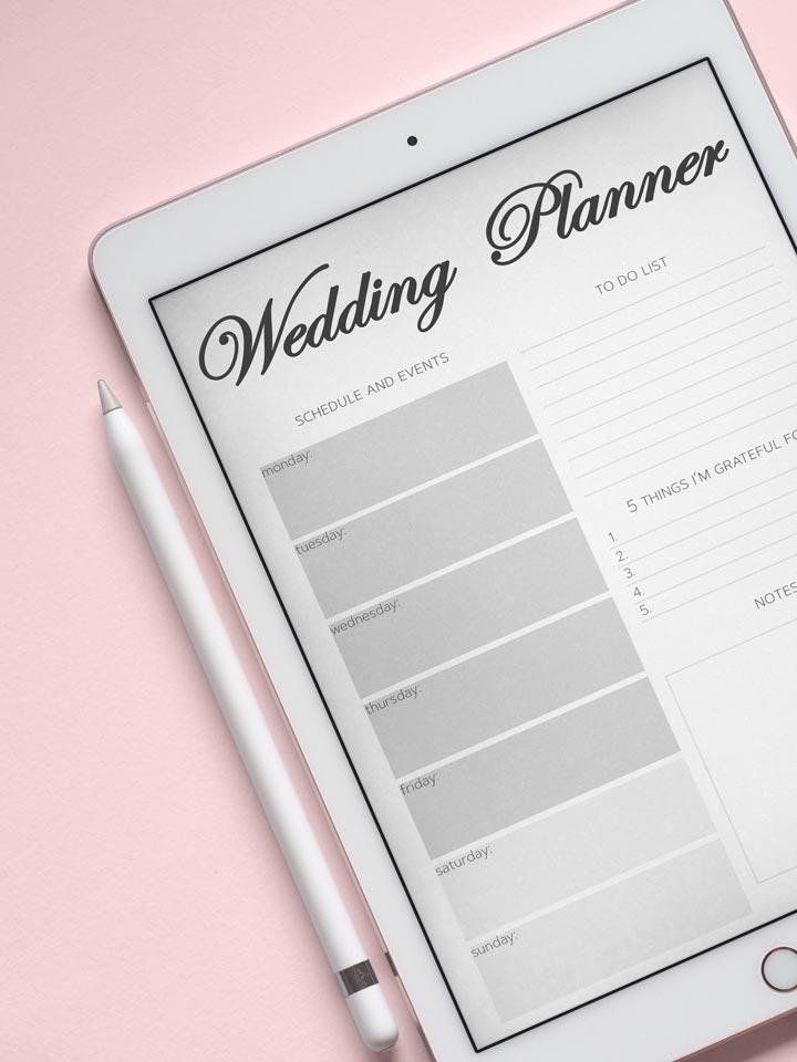 Najskuplje vjenčanje je loše organizirano vjenčanje.